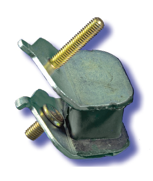 V-Shaped Generator Isolator